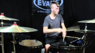 Simple Plan - Crazy - Drum Cover - Brooks