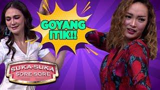 AZEEKKK! Luna, Ayu Dan Melanie Belajar Goyang Itik Bersama Zaskia G...