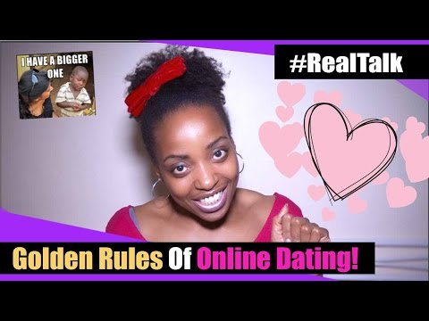 My Golden Rules Of Online Dating! | #RealTalk from YouTube · Duration:  9 minutes 26 seconds