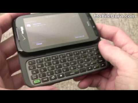 HTC Touch Pro2 for Verizon/Sprint - part 1 of 3