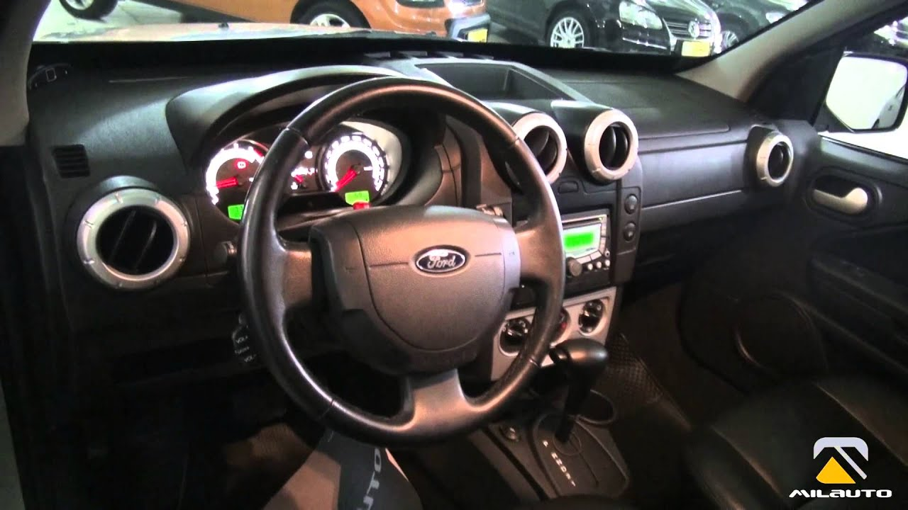 Ford Ecosport - 2010  2011