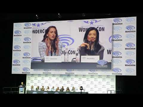 AGENTS OF SHIELD Panel At WonderCon 2018