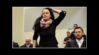 NSU-Prozess vor Urteil: Letzte Worte von Beate Zschäpe