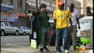 Son robadoos   Facundo asusta gente en Sudafrica Flaco Smith en el mundial Bromas pesadas a mujeres