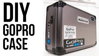 Video DIY GoPro Case - Hard Sided and Foam Lined download MP3, 3GP, MP4, WEBM, AVI, FLV Oktober 2018