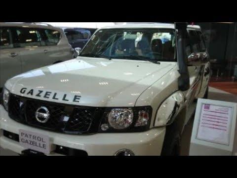 4K 2019 NISSAN PATROL GAZELLE 4K: Exterior/interior Tour. Comparison W. Other Patrol Models