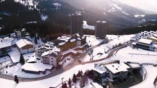 Familienurlaub im Winter: Falkensteiner Hotel Cristallo