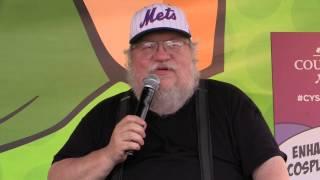 George R.R. Martin Comic-Con Fan Q&A FULL Version