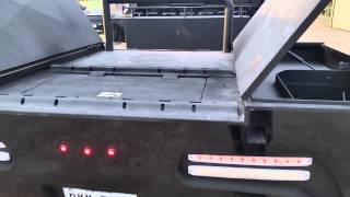 Steel Star 2015 Sierra Denali Welding Bed.
