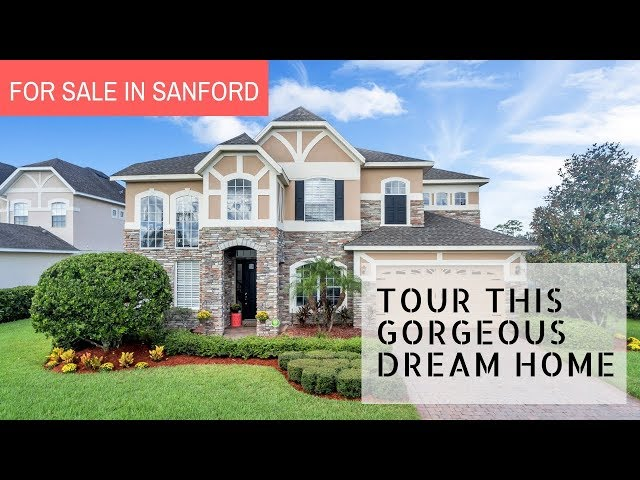 Just SOLD - 1726 Astor Farms Pl Sanford, FL 32771