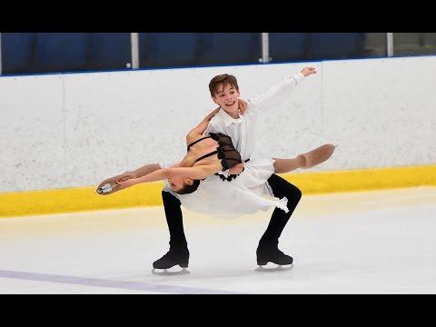Caroline Liu & John Carlson - Vivaldi Winter/Let It Go By The Piano Guys
