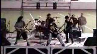 Metallica teenagers Seek and Destroy