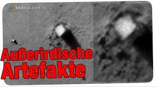 Außerirdische Artefakte - Rätselhafte Spuren im Sonnensystem | ExoMagazin