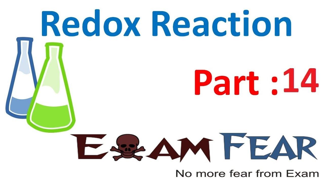 chemistry redox
