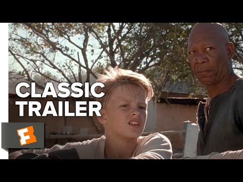 The Power of One (1992) Official Trailer - Morgan Freeman, Stephen Dorff Movie HD