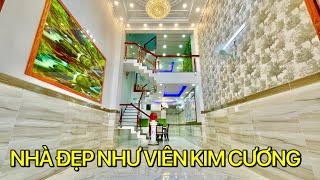 876💓Bán Nhà Gò Vấp. Vị Trí Đẹp Hẻm Đường Xe Hơi Khu Đồng Bộ 4,2m x 15m Không Gian Bán Giá Rẻ 4K HDR