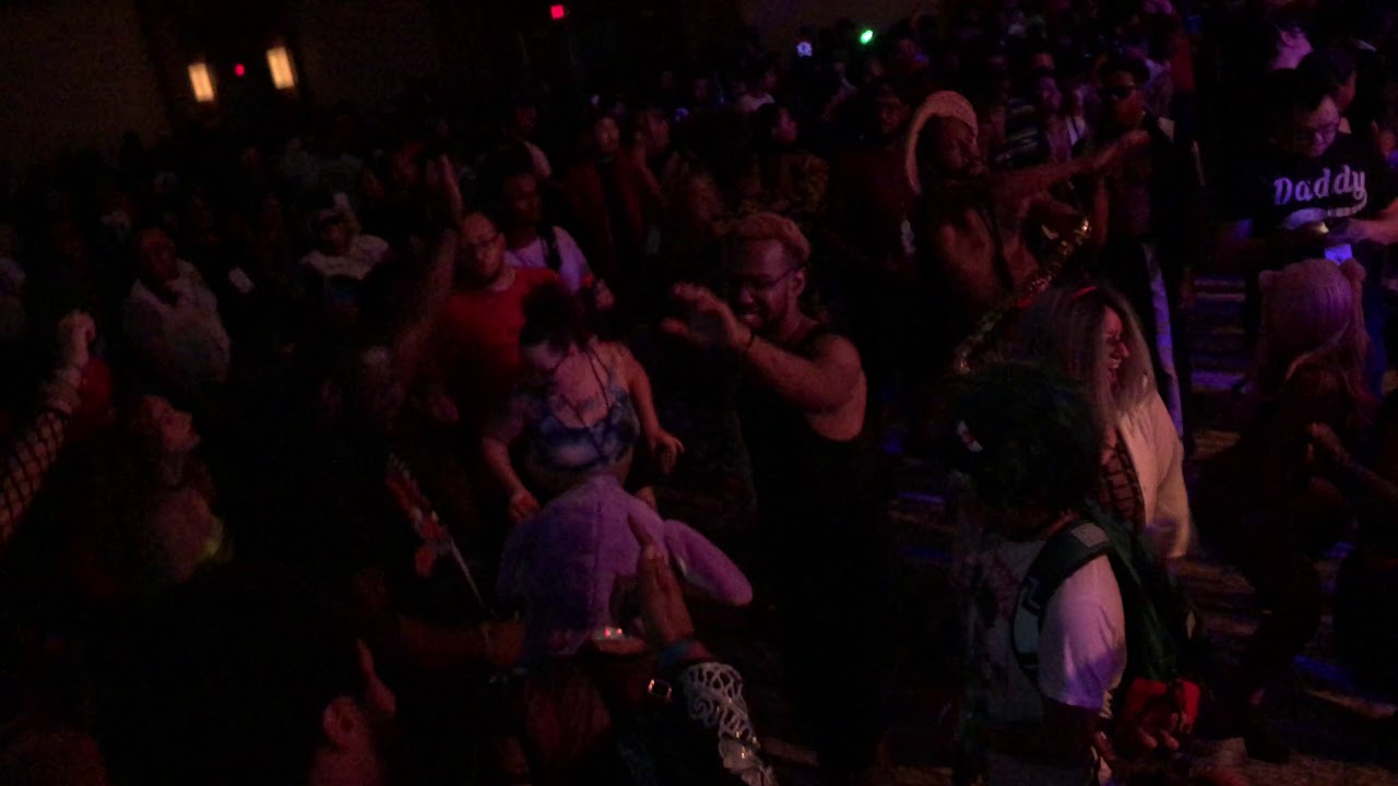 BlerdCon 2019 - Friday Night After Party III