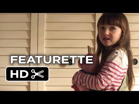 Poltergeist Featurette - Sam Raimi and Gil Kenan (2015) - Sam Rockwell, Rosemarie DeWitt Movie HD