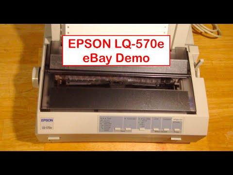EPSON LQ 570E PRINTER WINDOWS 7 DRIVER DOWNLOAD