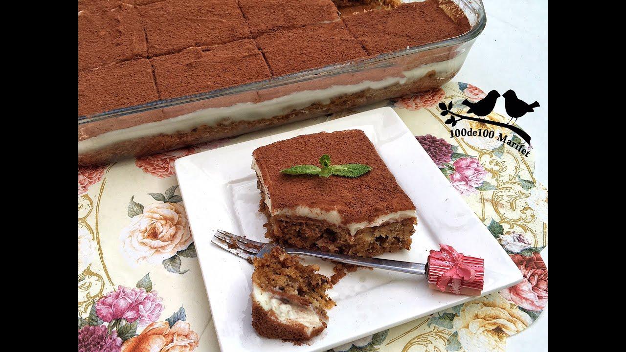 Nescafeli Kek Yapılışı Videosu