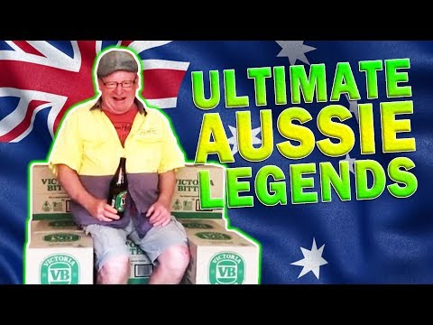 Ultimate Aussie Legends