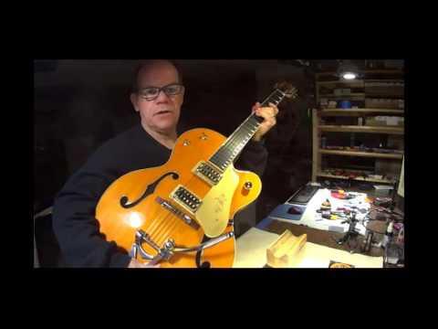 gretsch 6120 1959 chet atkins guitar review youtube. Black Bedroom Furniture Sets. Home Design Ideas