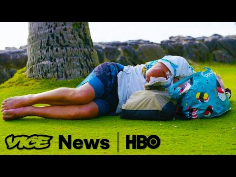 Hawaii's Homeless & Somalia Drought: VICE News Tonight Full Episode (HBO)