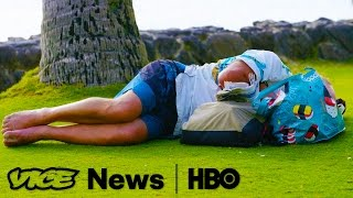 Hawaii's Homeless & Somalia Drought  VICE News Tonight Full Episode (HBO)