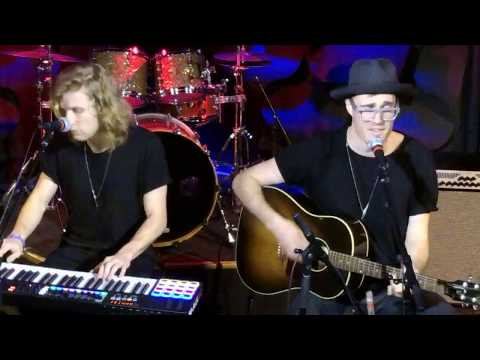 Hawaiian Financial Music Hall - Bob Moses Live Interview & Performance