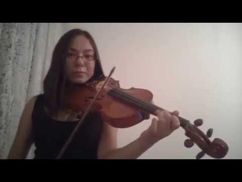 Delia Chan - BTS Jimin - Lie (Violin Cover)