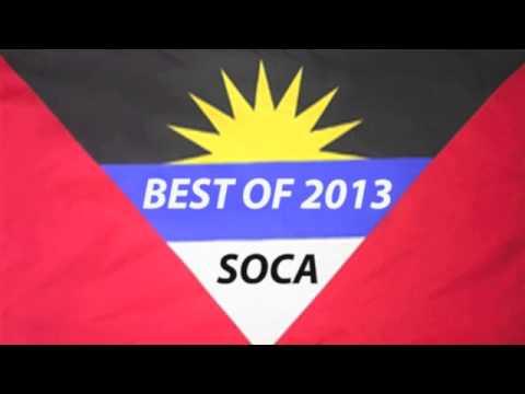 BEST OF ANTIGUA 2013 SOCA - ROAD READY MIX
