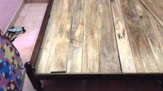 Teak Wood Cot Chennai