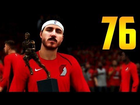 "NBA 2K18: My Career Gameplay Walkthrough - Part 76 ""MVP!"" (My Player Career)"