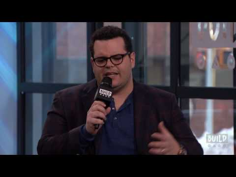 "Josh Gad Discusses His Film, ""Beauty And The Beast"""
