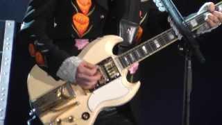 Styx 4-24-2013: 1 - Blue Collar Man - Glens Falls, NY
