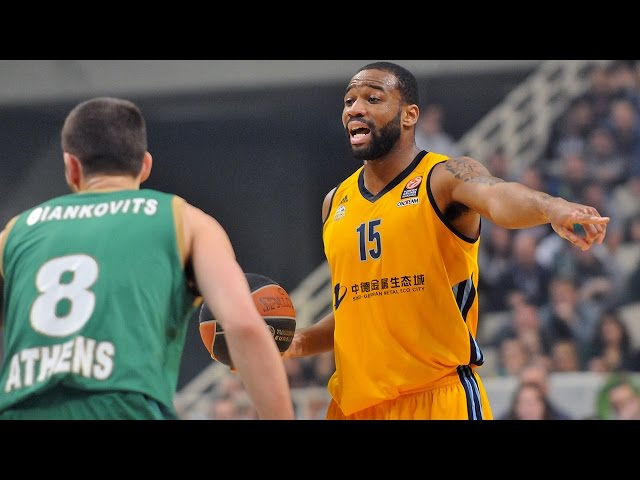 прогноз матча по баскетболу Панатинаикос - Альба
