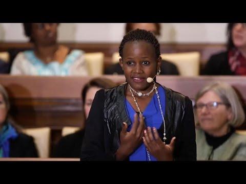 Empathy has no borders - Dr Mirreille Twayigira
