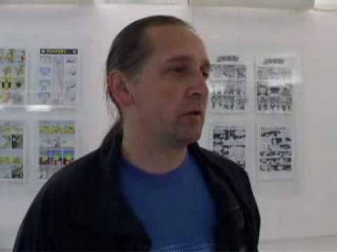 Maza - I Salon stripa Laktasi 2008