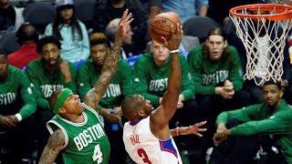 NBA Unexpected Blocks