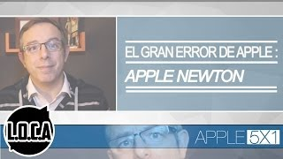 Gambar cover El gran error de Apple: el Apple Newton