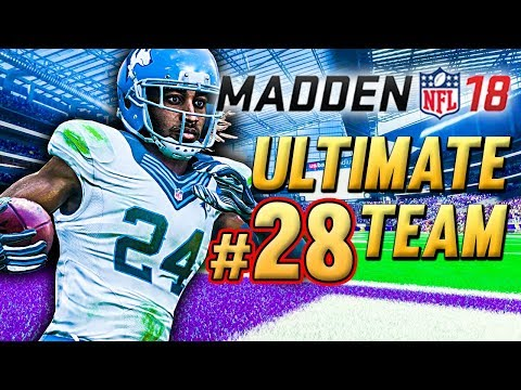 INTENSE GAME IN THE H2H PLAYOFFS!   Madden 18 Ultimate Team Ep.28
