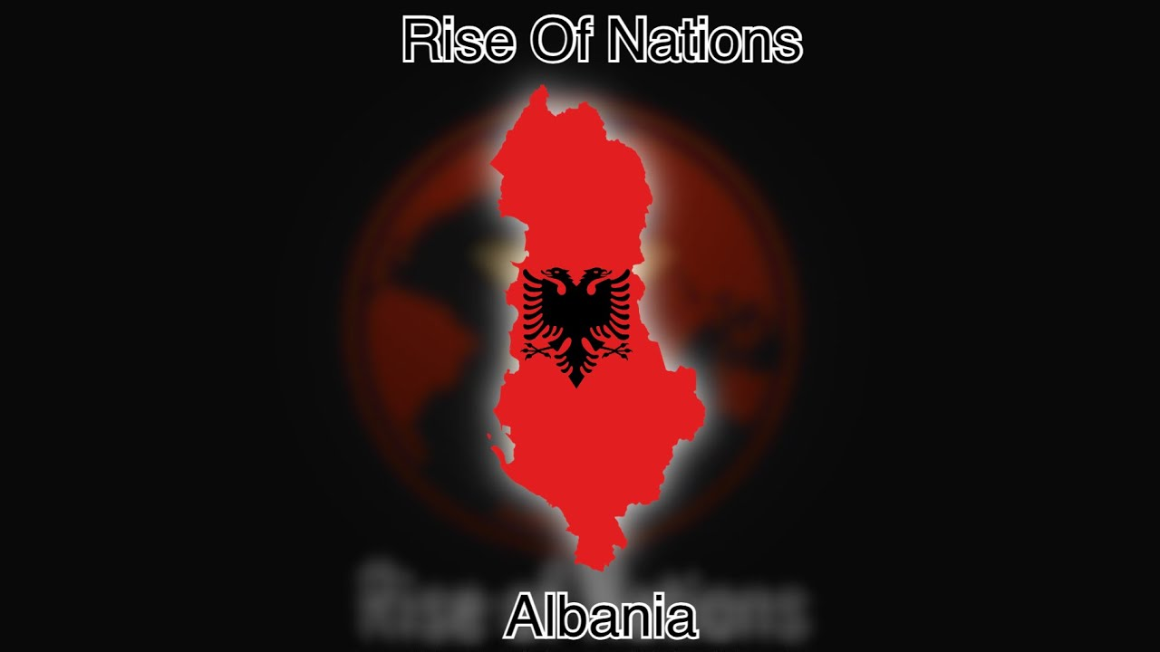 Albania Strikes Back! |Rise Of Nations|: Episode 2 (Roblox)