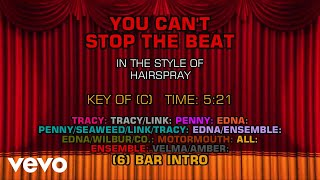 Broadway: Hairspray - Y๐u Can't Stop The Beat (Karaoke)