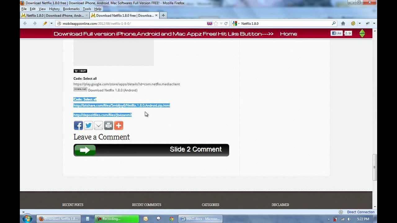 Netflix 1 8 0 Download Full Version For Android No Torrents Youtube