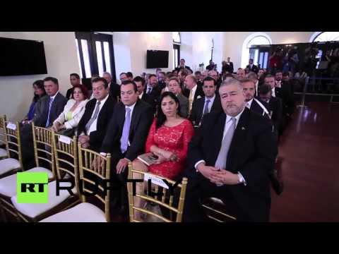 Panama: Varela warns of 'diplomatic measures' against Paris over tax haven list