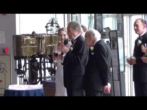 Museum of Industry  Christina & Jeffs Wedding Celebration 052012 Dance Masters Entertainment
