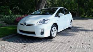 2011 Toyota Prius Review