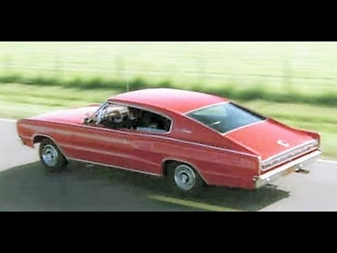 '66 Dodge Charger in Big Fish
