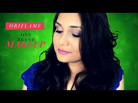 oriflame-one-brand-makeup- nidhi-katiyar