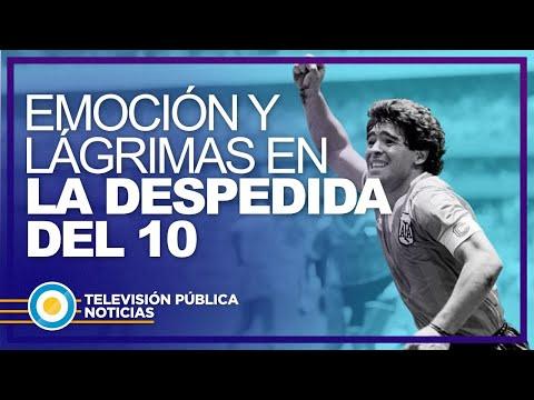 La muerte de Maradona unió a hinchas de River y Boca